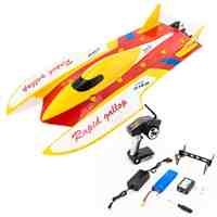 Monstertronic RC Brushless Rennboot Barracuda RTR 2,4 Ghz -