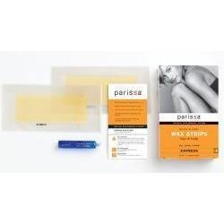 Parissa Ay48352 Parissa Legs And Body Wax Strips -1X16 Ct
