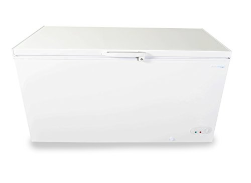 "Capital Products Midas 550L Chest Freezer – ""A"" Rated Chest Freezer + 3 Year Warranty"