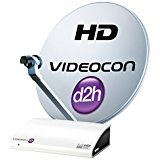 Videocon d2h HD Set Top Box with 1 Month Subscription of New Diamond pack (Only for Delhi Customer )