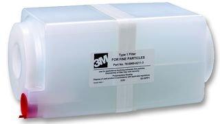 Dynamic-Res 3M - 737731 - FILTER TYPE 2 FOR 3m TONER VAC - Pack of 1 [Manufacturer's OEM Packaging]