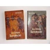 Les freres karamazov 2 tomes
