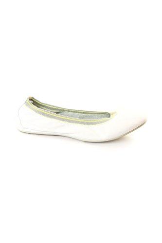 Fornarina Ballerina flats in pelle mod. PEFLI3921WC white EU41