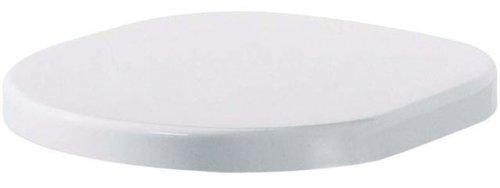 K706101 WC-Sitz Tonic mit Deckel Scharniere Edelstahl Softclosing, weiß