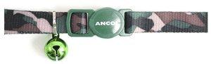 Ancol Pet Products Ltd Collier pour chat avec boucle de sécurité Camouflage