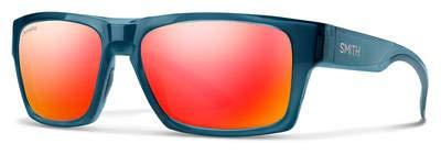 Smith Optics Herren Outlier 2 Sonnenbrille, Mehrfarbig (Blue Cry), 57