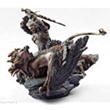 Witcher 3:Wild Hunt Polystone Geralt vs Griffin Statue from Collectors Edition by Bandia Namco Entertainment