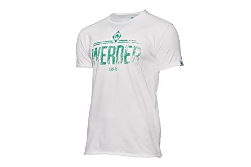 Unbekannt SV Werder Bremen Vintage Werder weiß Gr. 2XL