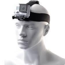 Tuzech Gopro Head Strap Mount for All Hero Models