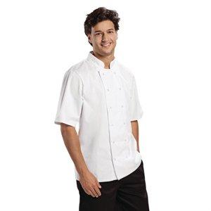 Whites Boston Short Sleeve Jacket weiß XS Größe: Extra klein. Unisex