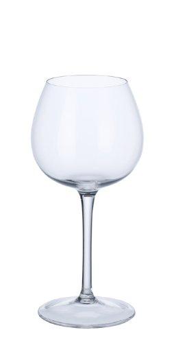 Villeroy & Boch Purismo Specials Verre à vin blanc doux et rond, 390 ml, Cristal, Transparent