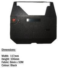 2737sc Brother 1030 Farbband, kompatibel, Schwarz, 3Stück, passend für AxSeries LW1 20...