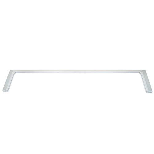 ORIGINAL Glasplattenleiste vorne Kühlschrank Gefrierschrank Liebherr 7412226
