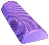 Half Round EVA Foam Roller for Yoga,Pilates and Fitness with Massage Floating Point