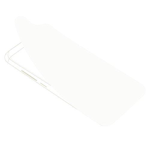 Lusee Silikon TPU Hülle für Ulefone Power 2 5.5 Zoll Schutzhülle Case Protektiv Silicone Transparent