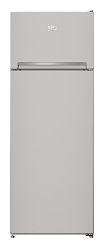 Beko RDSA240K30S Kühl-Gefrier-Kombination / A++ / 146,5 cm / 195 kWh/Jahr / 162 L Kühlteil / 46 Gefrierteil / LED-Beleuchtung / Automatische Abtauung / Antibakterielle Türdichtungen / O °C-Zone
