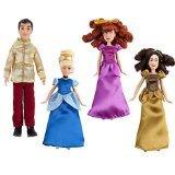 usive Cinderella Mini Doll Set by Disney ()