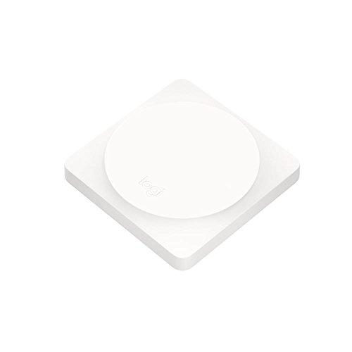 Logitech Pop Zusatzschalter (geeignet für Hausautomatisierung, Smart Home Geräte und Apple HomeKit Kompatible) weiß (Logitech-home-system)