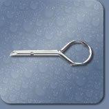 Trennschlüssel 16 mm für Rohrreinigungsspirale
