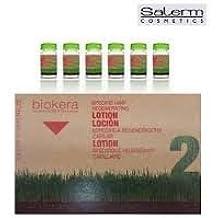 Salerm Cosmetics Loción Específica Regeneradora Capilar - Paquete de 6 x 10 ml - Total: