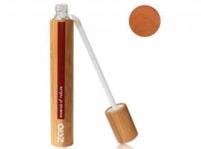 Zao Organic Makeup oz - brillo de labios albaricoque 003 - 0,3.