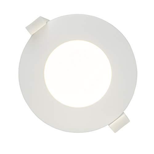 AEG Orbita Einbauleuchte 11cm, fest Aluminium-Druckguss 5 W, weiß