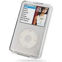 PDair Kristall Aluminium Metallgehäuse für Apple New iPod Classic 2nd (120GB/160GB) (Silber), Schutz Armor Hülle (Ipod Gb 160 Classic Silber Apple)