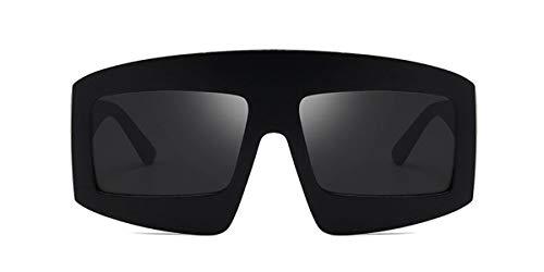 Lisay Sonnenbrillenkleine Oversized Aviator Style Square Piloten BrilleLinsen Luxus Prämie Nerdbrille Brille Voll Mirrored