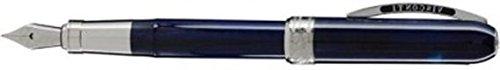 Visconti Rembrandt Füllfederhalter, Federstärke M, Blau