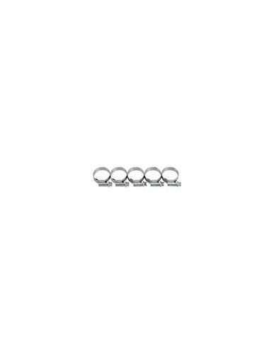 Cap Vert - Collier à bande inox / 5 - 13 - 24 - 36