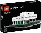 レゴアーキテクチャ:LEGOによりサヴォア邸21014