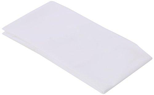 Allersoft Bettwanzen-, Staubmilben- und Allergiekontroll-Kissenschutzumhüllung aus 100 % Baumwolle, 80 x 80 cm (Komfort Bettwäsche Kissenbezüge)