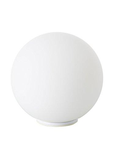 Artemide Dioscuri G9 Blanc Lampe de Table Lampes de table blanc, verre, thermoplastique, iP20, G9, 1 Bulb (s), halogène, lED)