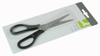 Best Price Square SCISSORS 17CM (6) BPSCA KF01228 - OE06044 By Q CONNECT