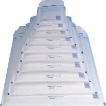 Preisvergleich Produktbild Luftpolstertasche 200x175 weiß