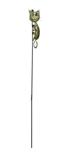 Legler 7714 Metall-Spieß Katze 2-er Set
