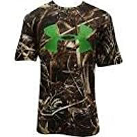 Under Armour Mens Camo Tshirt - Large