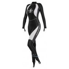 EVERFLEX Skin Suit LADY Weiss, Size - XS - 36