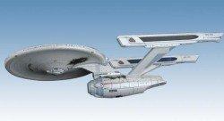 Star Trek II The Wrath of Khan 40cm U.S.S. Enterprise Modell Battle Damaged (Star Trek-battle Damaged)