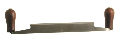 KIRSCHEN - DRAWSHAVE NO  4000 STRAIGHT CON 225 MM MANGO DE MADERA TIRE CUCHILLO