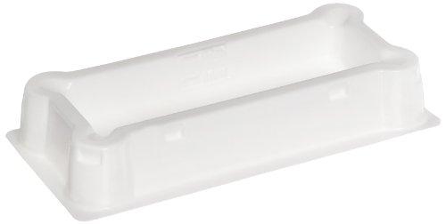 Heathrow Scientific HD20521C Flüssigkeits-Reservoir, steril, PS, 55 mL Volumen, Weiß (50-er pack)