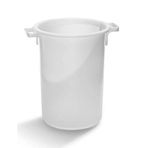 Cuve ronde - capacité 50 l - 1 pièce et + - cuves Bac de stockage Bacs de stockage Caisse de transport Caisses de transport Conteneur en plastique Conteneur multi-usages Conteneur navette Conteneurs en plastique Conteneurs multi-usages Conteneurs navette