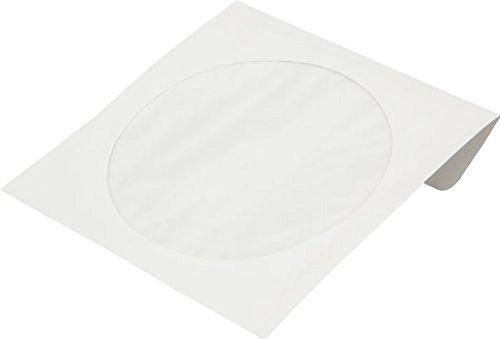 Romote Single CD/DVD-Papierhüllen 100Pck (Modellierung Dvd)