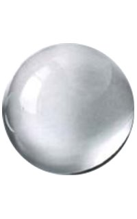 Ultra Clear Acrylic Contact Juggling Ball - 76mm (3 Inches)  available at amazon for Rs.3902