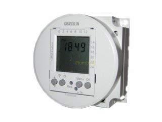 Potterton Performa 24 28 & 28I Elektronisches 7 Tage Zeitschaltuhr 247207 Uhr-Programmierer - 7-tage-programmierer