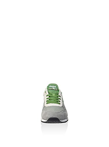 Diadora Titan Ii Scarpe Low-Top, Unisex adulto Ghiaccio/Verde