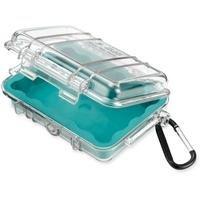 Pelican 1020 Schutzhülle für GoPro, Kamera und mehr, Aqua/Clear -