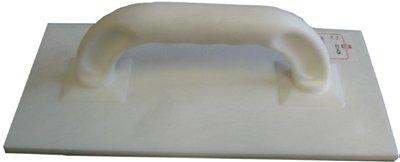 Kunststoff-Reibebrett 280 x 140 mm weiß