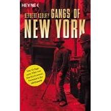 Gangs of New York, dtsch. Ausgabe