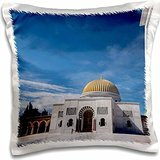 mausoleums-tunisia-monastir-mausoleum-of-habib-bourguiba-16x16-inch-pillow-case